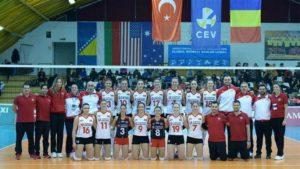 Lugoj Expres CSM Lugoj - înfrângere onorabilă, în Cupa Challenge voleibaliste volei Turcia THY Istanbul optimi de finală Lugoj Istanbul înfrângere onorabilă înfrângere Cupa Challenge CSM Lugoj