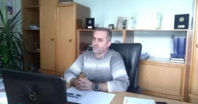 """Lugoj Expres Florin Iovescu, director """"Meridian 22"""": """"Viitorul acestei societăți, care aparține lugojenilor, este condiționat de procesele investiționale, care trebuie să fie consistente"""" tarife societate proiecte program investițional operator Meridian 22 Lugoj licență investiții Florin Iovescu facturi on-line cota de dezvoltare contorizare canal branșamente apă"""