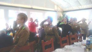 """Lugoj Expres Aniversare cazonă: Regimentul 90 Mecanizat din Lugoj, la 101 ani unitate militară spectacol regimentul 90 Mecanizat regimentul 90 Infanterie regiment Lugoj Asociaţia Militarilor în Rezervă şi în Retragere """"Locotenent-erou Petru Laţcu"""" Lugoj aniversare cazonă 101 ani"""
