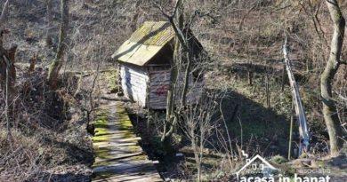 """Lugoj Expres """"Acasă în Banat"""" în acțiune: Moara de lemn din Sasca Montană va fi renovată și introdusă în circuitul turistic voluntariat Țara Morilor de Apă Sasca Montană renovare proiect mori de apă moara de lemn moara intervenție circuitul turistic Banatul de Munte Acasă în Banat"""