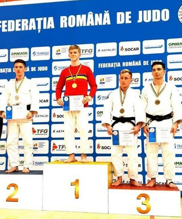 Lugoj Expres Un sportiv de la CSȘ Lugoj, campion național de tineret, la judo U23 sportiv performanță judo Ioan Dzitac CSȘ Lugoj campionatul național campion național