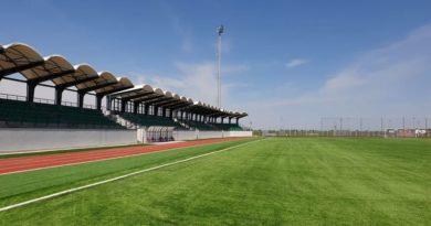 Lugoj Expres Bază sportivă modernă, la câțiva kilometri de Lugoj teren de fotbal stațiune Primăria Buziaș Lugoj investiție Buziaș bază sportivă