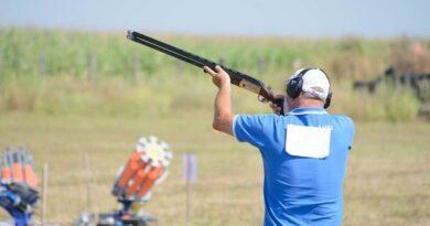 Lugoj Expres Etapa a III-a a Campionatului Național de Talere - Sporting, la Lugoj vânătoare TIR talere premii Poligonul MTI Shooting Lugoj poligon Lugoj categorii campionatul național