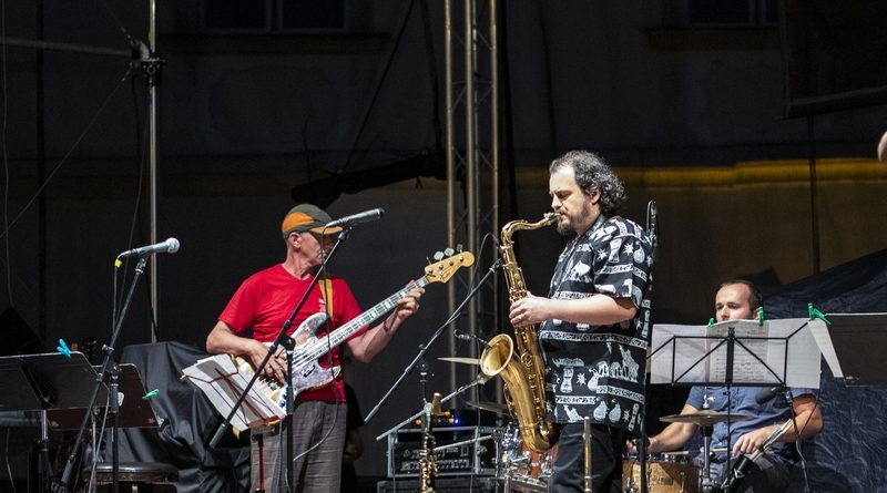 Lugoj Expres Un sound și vibe unicat în capitala culturală a jazzului Vița de Vie Simona Maxim Sibiu Jazz Festival Sibiu rock muzica jazz festival capitala jazzului