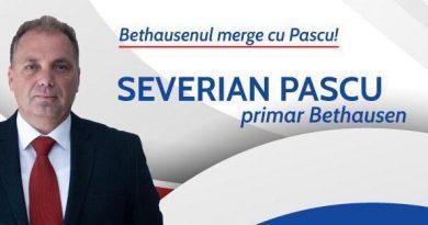 Lugoj Expres Severian Pascu are planuri mari pentru Bethausen (P) Severian Pascu PSD proiecte planuri mari candidați Bethausen alegeri locale