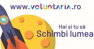 """Lugoj Expres Voluntaria – spațiu virtual pentru """"Schimbă-lume!"""" voluntariat voluntaria proiecte platforma Fundația Județeană pentru Tineret Timiș educație non-formală"""