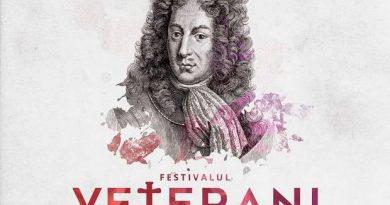 "Lugoj Expres Festivalul ""Veterani - Art Fusion"", ediția a III-a spectacol muzical momente teatrale Lupus Dacus FOA -Fusion of Arts Festivalul Veterani festival concert asociația FOA"