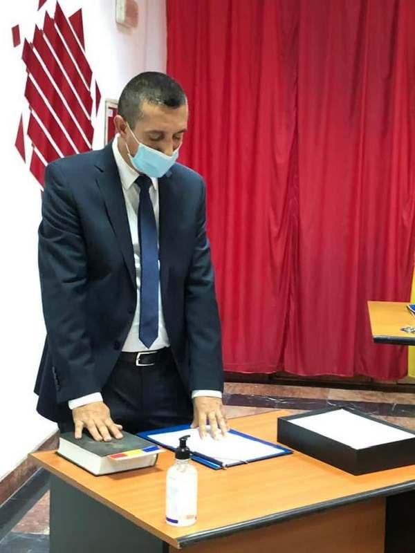 Lugoj Expres Liberalii au și viceprimar la Făget! Pe Claudiu Avramescu... viceprimar PNL Marcel Avram Făget Consiliul Local Făget Consiliul Local Claudiu Avramescu