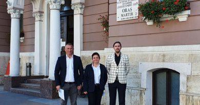 Lugoj Expres USR va susține PNL, în Consiliul Local Lugoj USR Lugoj USR proiecte PNL Consiliul Local Lugoj comisii de specialitate colaborare