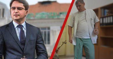 """Lugoj Expres Erwin Floroni a fost schimbat din funcția de manager al Spitalului Municipal """"Dr. Teodor Andrei"""" Lugoj Spitalul Municipal Lugoj Spitalul Municipal"""