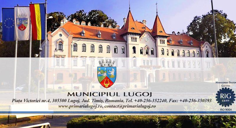 Lugoj Expres Primăria Municipiului Lugoj organizeazăconcurs pentru  Șef serviciu, grad II – 1 post, din cadrul Serviciului voluntar pentru situații de urgență Serviciului voluntar pentru situații de urgență Șef serviciu Primăria Municipiului Lugoj durată nedeterminată concurs
