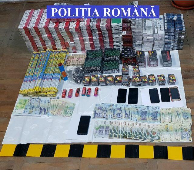 Lugoj Expres Percheziții la contrabandiștii din Lugoj. Cinci persoane au fost reținute produse accizabile polițiștii din Făget persoane reținute Percheziții Lugoj percheziții Lugoj Făget contrabandiști Lugoj contrabandiști contrabandă articole pirotehnice